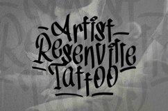Tag1 Graffiti Font Product Image 3