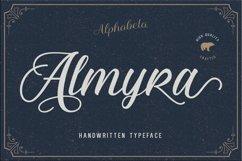 Almyra Script Product Image 4