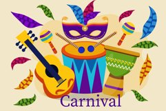 Carnival Party Illustration Product Image 1