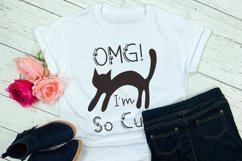 Cat Lover Quote Product Image 2
