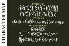 Derlinata Space - Beautiful Script Font Product Image 2