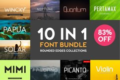 10 In 1 Bundle Font - 83% Off Product Image 1