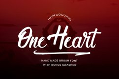 One Heart Product Image 1