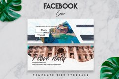 9 facebook cover templates Product Image 4