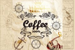Coffee vector collection Product Image 5