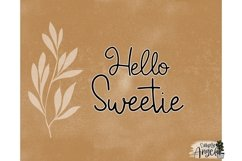 Hello Patty - a smooth handwritten script font Product Image 6