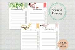 Editable Garden Planner, Printable Garden Planner Product Image 5