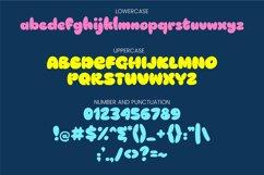 Fun Blob - Funny Kids Font Product Image 6