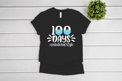 100 Days Of School SVG files for Cricut, 100 Days Online svg Product Image 2