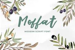 Moffat Modern Script Font Product Image 1