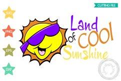 Summer SVG designs, Sunshine SVG, Summer SVG files Product Image 1