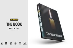 The Book Mockup Product Image 1