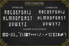 Arsenic - Vintage Typeface Product Image 4