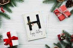 Christmas Eve - font duo SVG and script Product Image 3