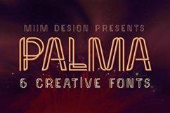 Palma - Display Font Product Image 1