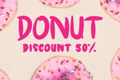 Donut Birtnis Product Image 2