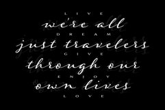 Were all just travelers quote design Product Image 4