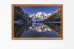 Lake Braies - Wall Art - Digital Print Product Image 3