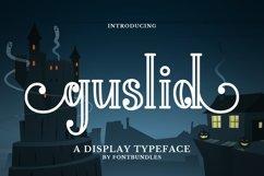 Web Font Guslid Product Image 1