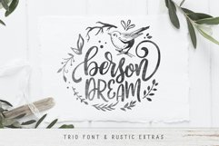 Berson Dream Font TRIO and extras Product Image 1
