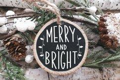 Christmas Ornament Bundle - Christmas SVG Bundle Product Image 3