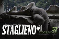 STAGLIENO#1 Funeral Art Stock Bundle Product Image 1