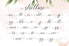 Shelline - Romantic Script Product Image 6