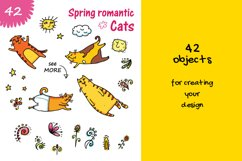 Spring Cats - 42 objects Product Image 2