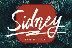 Sidney - clean & rough Product Image 1