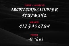 Ragnar Brush Font Product Image 2