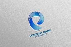 Letter P Logo Design 17 Product Image 4