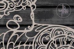 Ox, Symbol of the Year 2021, Decorative animal art Product Image 4