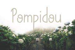 Pompidou   Sans Serif with Extras Product Image 1