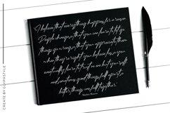 Creattion - a Ink Stylish Signature Font Product Image 8