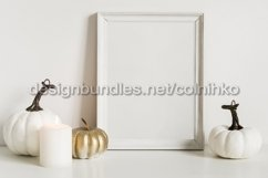 Mockup composition with photo frame Product Image 1