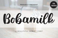 Bobamilk Product Image 1