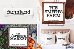 Modern Farmhouse Font Bundle - Fonts for Crafters Product Image 4