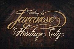 Classic Script - Metalurdo Calligraphy Font Product Image 6