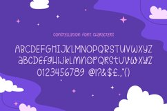 Constellation Font Product Image 6