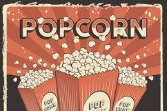 Retro Cinema Movie TV Show Poster Product Image 6
