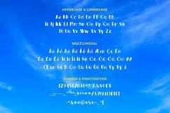 Web Font Blue Sky Font Product Image 4