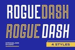 Roguedash - Stylish Sans Font Family Product Image 3