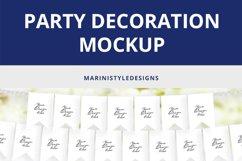 Party Scene creator Mockup, Party Decoration Mockup, 1090 Product Image 4