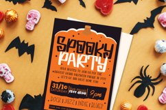 Spooky Dudes - A Scary Silly Halloween Font & Dingbat Duo! Product Image 3