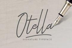 Otella Signature Font Product Image 1