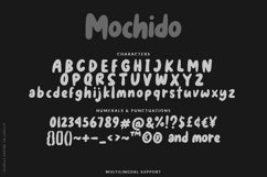 Mochido - Bounce and Bold Font Product Image 3