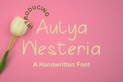 Aulya Westeria Product Image 1