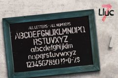 Lluc Script Typeface Product Image 4
