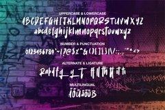 Web Font Mothaker - Brush Font Product Image 6