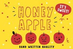Honey Apple Product Image 1